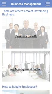 BusinessManagement - náhled