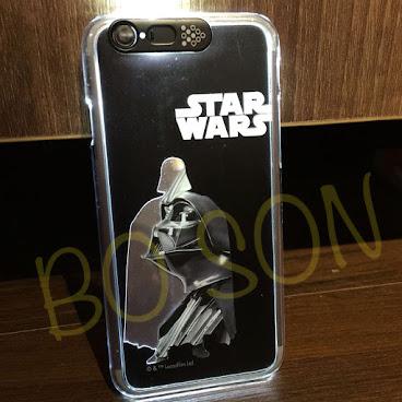 Starwar Flash case for iPhone 6/6s