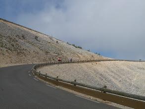 Photo: et la route monte toujours