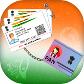 Link Aadhar With PAN