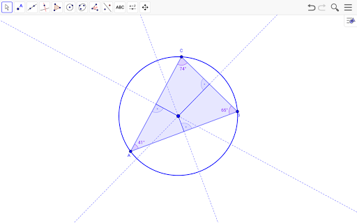 GeoGebra Classic  screenshots 4