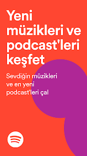 Spotify - Müzik ve Podcast'ler Screenshot