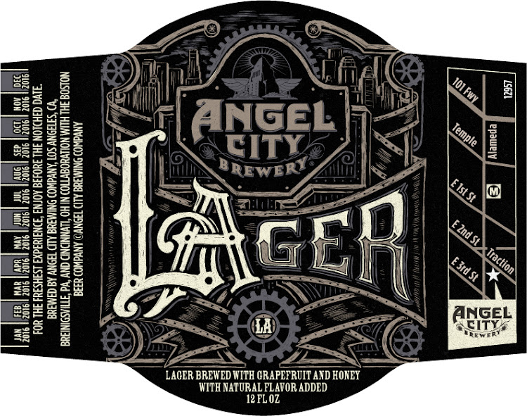 Logo of Angel City LAger