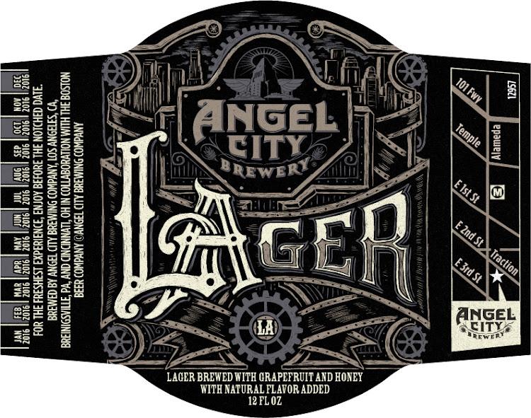Logo of Angel City LAger