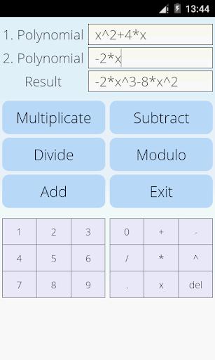 多项式计算器