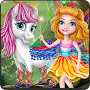 Princess Pony Fairy Salon