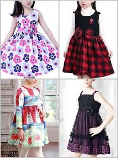 Kids Dress Designs 2017 Screenshot Thumbnail