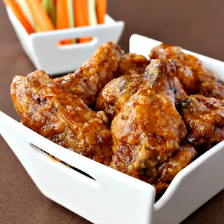Whiskey Chicken Wings Recipes.