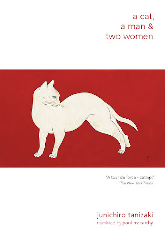 cover image for A Cat, A Man, and Two Women
