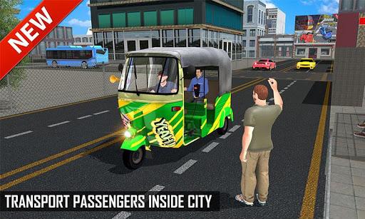 Off Road Tuk Tuk Auto Rickshaw screenshots 7