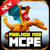 Pixelmon MODS For MCPE