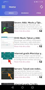 internet gratis android 2019 Screenshot