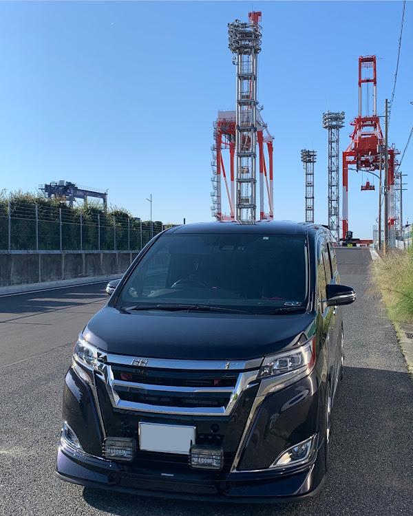 エスクァイア ZWR80GのE.C.O.J,福岡,センターマフラー,改良型,ご安全に!に関するカスタム&メンテナンスの投稿画像5枚目