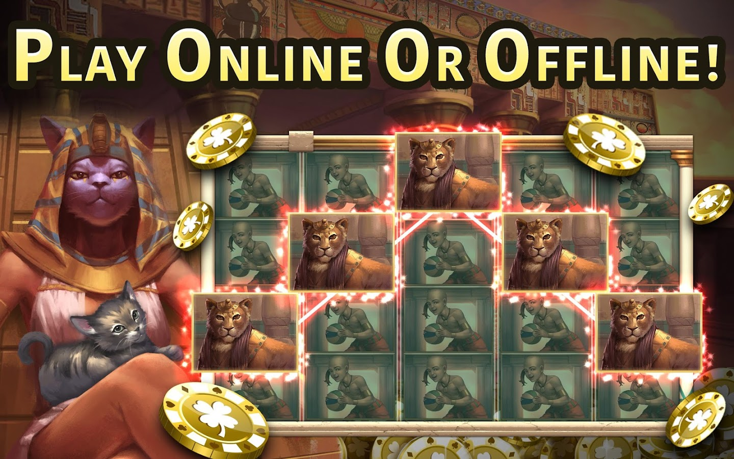 Get Rich Slot Machines Casino with Bonus Games- screenshot