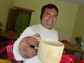 Photo: Butter Tea..