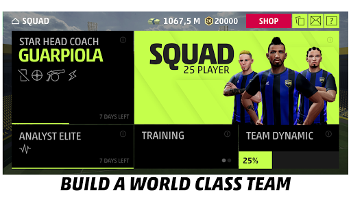 SEASON 20 Pro Soccer Manager 3.3.0 screenshots 1