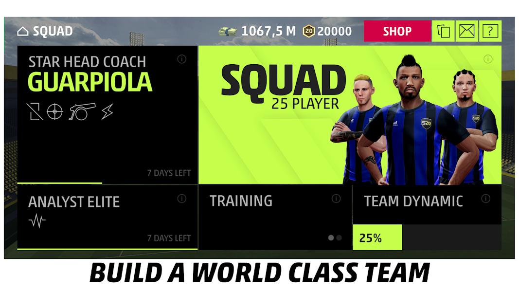 SEASON 20 Pro Football Manager - A Soccer Club Sim