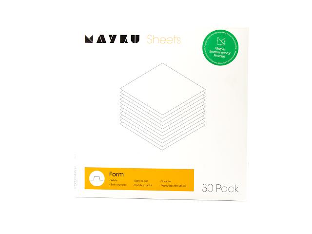 Mayku FormBox Form Sheets Refill - 30 Pack