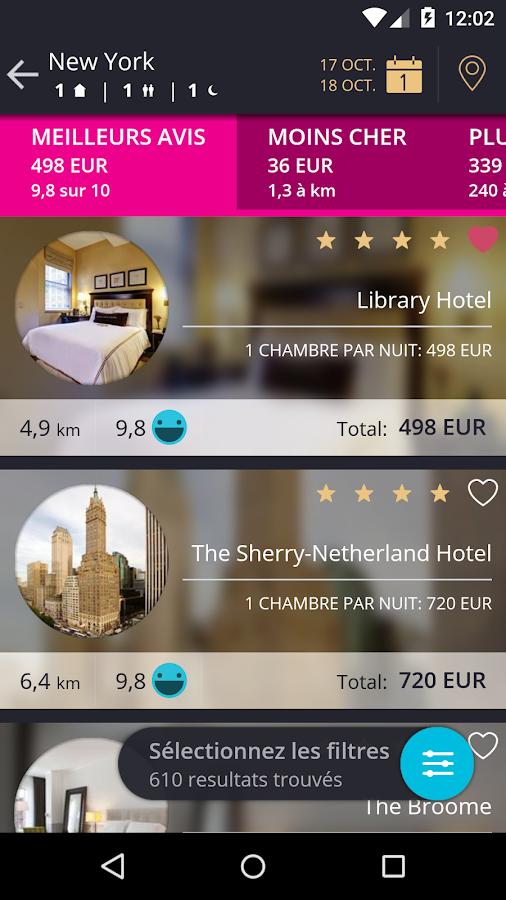 momondo - Vols et Hôtels– Capture d'écran
