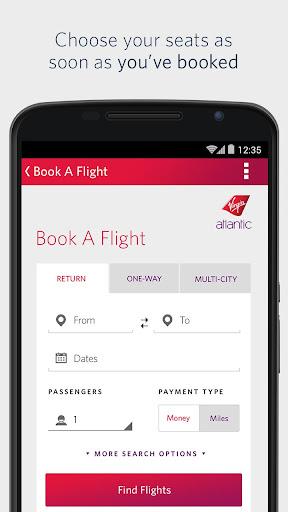 Virgin Atlantic 5.3.1 screenshots 1