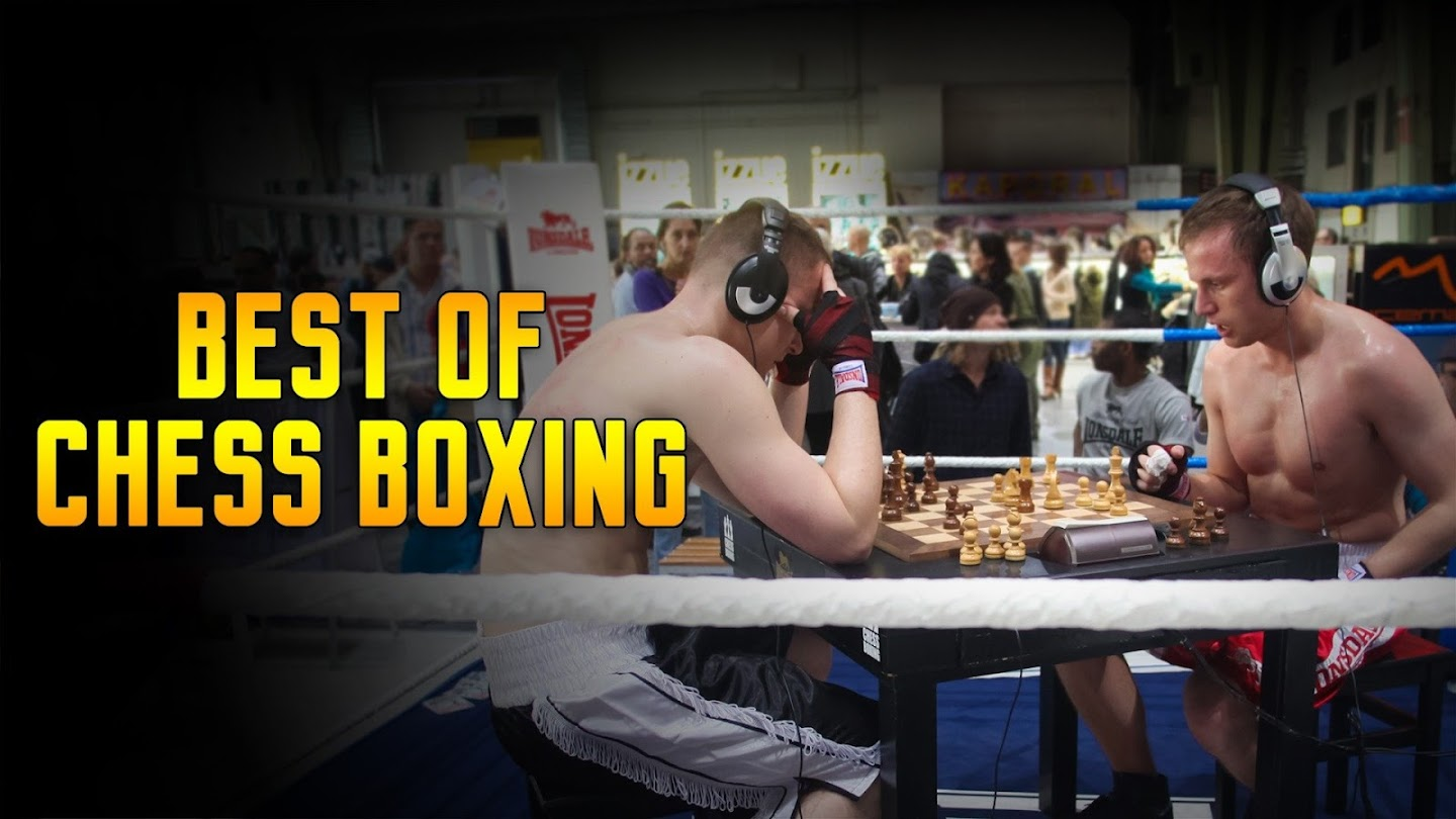 Watch Best of Chess Boxing live