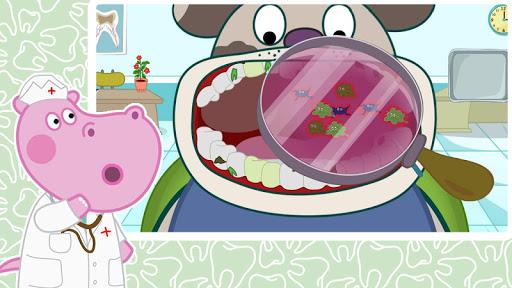 Kids Doctor: Dentist screenshots 17