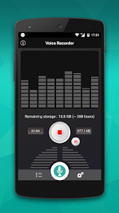 Digital Audio Recorder - náhled