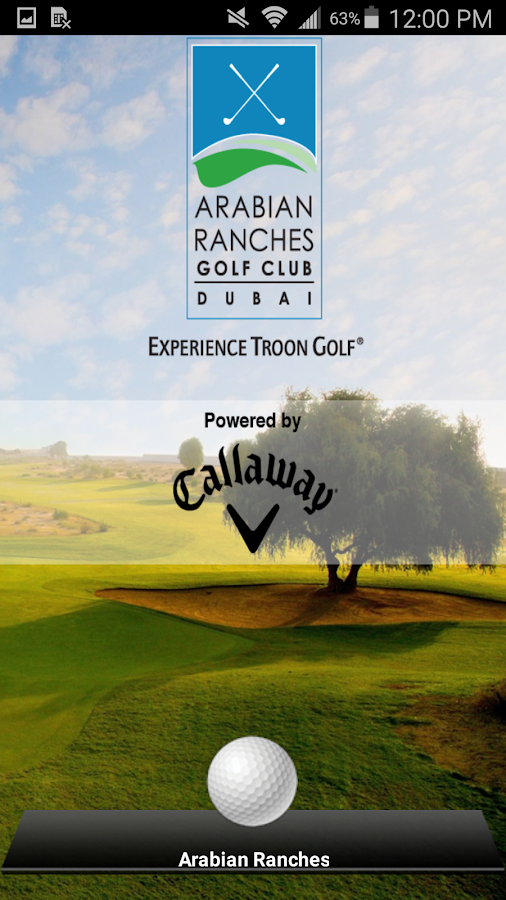 Arabian Ranches Golf Club- screenshot