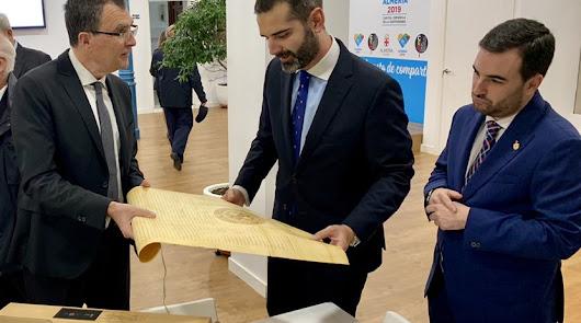 Murcia y Almería firman mañana un manifiesto conjunto