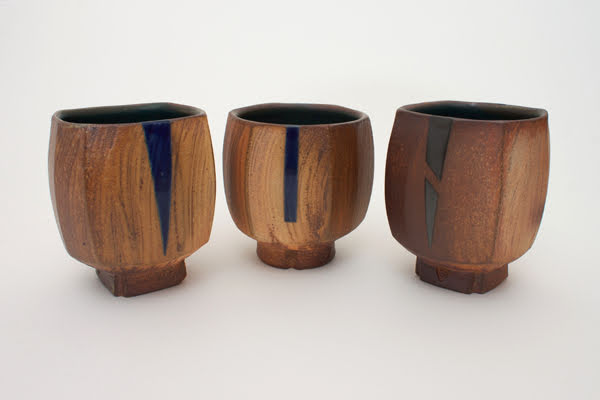 New ceramics by Mike Dodd, Jeffrey Oestreich & Jim Malone