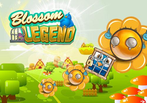 Blossom Blast: Bird Legend
