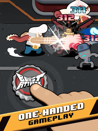Brawl Quest - Offline Beat Em Up Action 4.6.26 screenshots 11