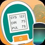 Finger Blood Pressure Icon