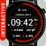Runner Watch Face Icon