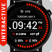 Runner Watch Face