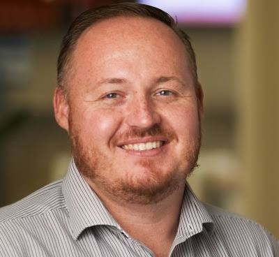 Shawn Jubber, senior system architect for SAP & Integrated Systems, Fujitsu.