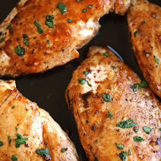 Balsamic Garlic And Herb Chicken Recipes