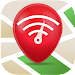 Free WiFi: WiFi map, WiFi password, WiFi hotspots Icon