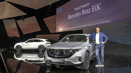 The EQC 400 arrives in SA in mid-2020.