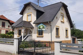 maison à Merkwiller-Pechelbronn (67)
