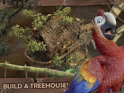 Robinson Crusoe : The Movie screenshot 12