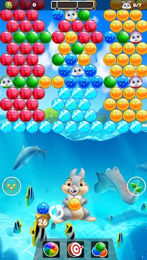 Bunny & Fox Pop 2020 : Bubble Shooter android2mod screenshots 7