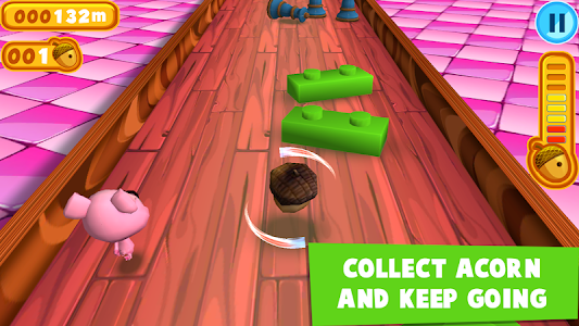 Mega Racing Pig: Super Run screenshot 3
