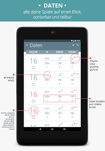 DartPro - Darts Scorer Screenshot
