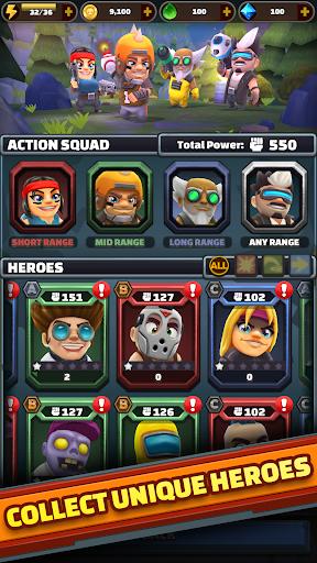 Action Heroes: Apocalypse cheat screenshots 1