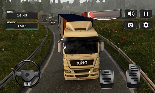 Realistic Truck Simulator 2019 screenshots 1