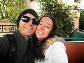 Photo: Mark and Eva Monorail Station