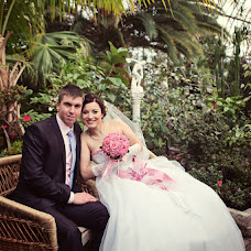 Wedding photographer Nikolay Besedovskiy (nicbesedovskiy). Photo of 18.02.2013