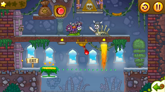 Snail Bob 2 Deluxe- screenshot thumbnail