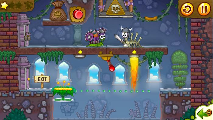 Snail Bob 2- screenshot